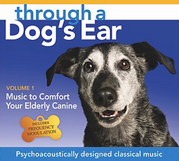 Through a Dog's Ear, volume 1, Music to comfort your elderly canine, psychoacoustically designed classical music